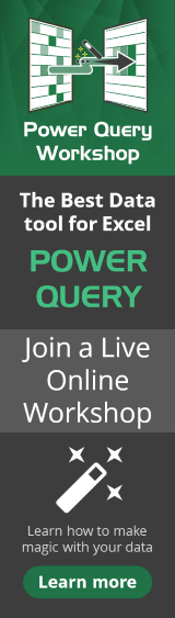 power query training