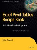 Pivot Table Recipes