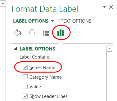 chart data label format