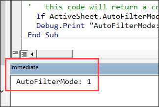 count of AutoFilters on active sheet