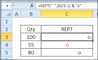 in-cell bar chart with REPT