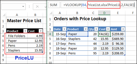 vlookup from another workbook
